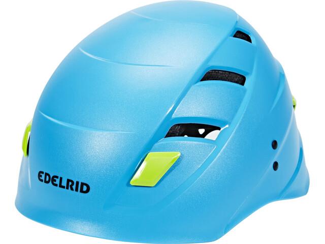 Klettersteig Set Campz : Edelrid zodiac helmet icemint campz.de